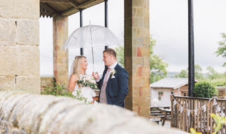 Rebecca & Will - High House Farm Brewery, Tipi Hire in Northumberland