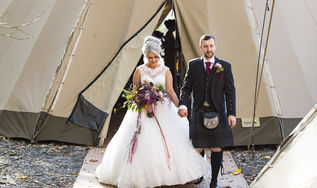 Kimberley & Paul - Grizedale Forest, Lake District, Cumbria