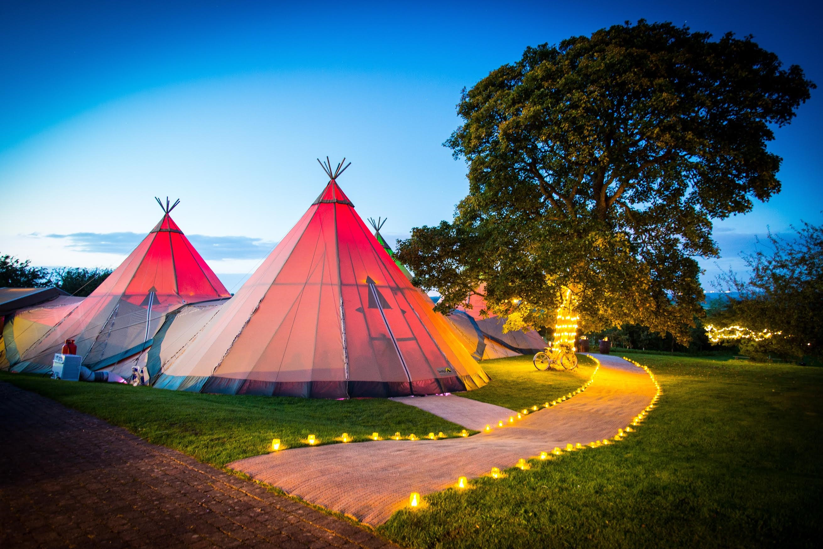 Tipi Hire Lake District, Cumbria, Northumberland, Scotland, North West, North East - Stratus